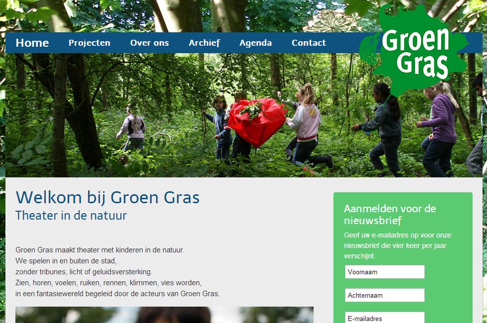 groengras